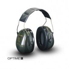Apsauginės ausinės Peltor A202G Optime II