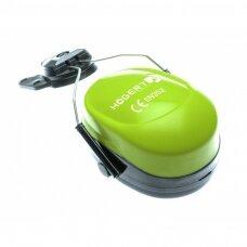 Apsauginės ausinės prie šalmo Hoegert HT5K178