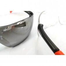 Apsauginiai akiniai Pesso 92233, veidrodiniai