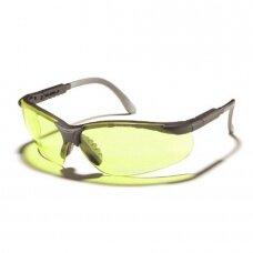 Apsauginiai akiniai ZEKLER 225, geltoni