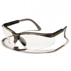 Apsauginiai akiniai Zekler 255, skaidrūs