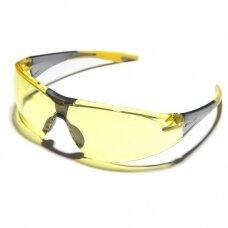 Apsauginiai akiniai ZEKLER 31, geltoni