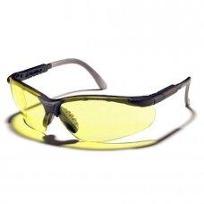 Apsauginiai akiniai Zekler 55, geltoni