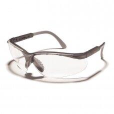 Apsauginiai akiniai Zekler 55, skaidrūs