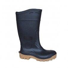 Apsauginiai auliniai guminiai batai PVC