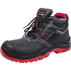 Apsauginiai darbo batai TORO S3 su kompozitine nosele