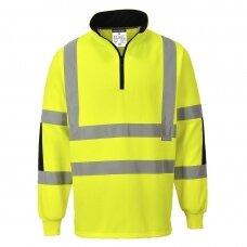 Darbinis džemperis PORTWEST B308 , geltonas