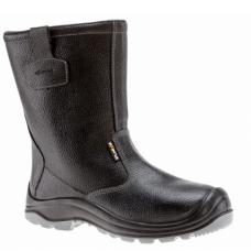 Darbo batai BSK100 S3 iš natūralios impregnuotos odos