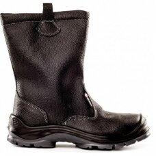 Darbo batai C09SK S3 iš naturalios grublėtos odos