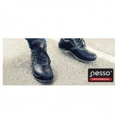 Odiniai darbo batai Pesso B259 S3 SRC