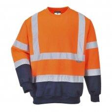 Darbo džemperis PORTWEST B306, oranžinis