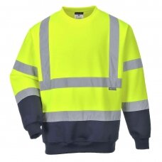Darbo džemperis PORTWEST B306, geltonas