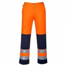 Darbo kelnės PORTWEST TX71, oranžinės