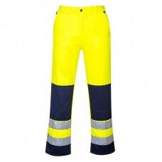 Darbo kelnės PORTWEST TX71, geltonos