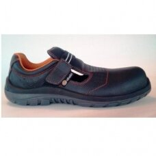 Darbo sandalai FC18SK S1, užsegami lipdukais