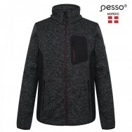 Džemperis Fleece Pesso  FLORENCE,pilkas