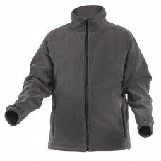 Džemperis fleece Hoegert HT5K372, pilkas