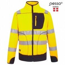 Džemperis Fleece Pesso FL02G geltonas/mėlynas
