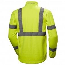 Džemperis HELLY HANSEN Addvis Fleece, geltonas
