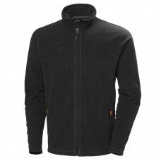 Džemperis HELLY HANSEN Oxford Light Fleece, juodas