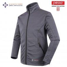Džemperis Pesso 725P , pilkas