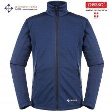 Džemperis Pesso 725P , mėlynas