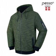 Džemperis Pesso Forest, žalias
