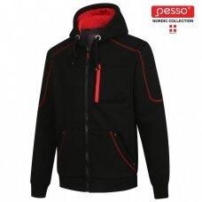 Džemperis Pesso Portland, juodas