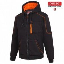 Džemperis Pesso Portland, pilkas