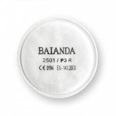 Filtras puskaukei Baianda FEA02, P3R