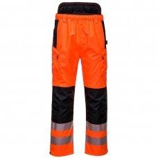 Gero matomumo darbo kelnės PORTWEST PW342, oranžinės