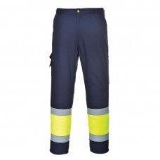 Gero matomumo dviejų spalvų PORTWEST E049, geltonos/tamsiai mėlynos