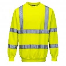 Gero matomumo džemperis PORTWEST B303, geltonas