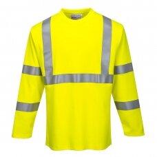 Gero matomumo marškinėliai PORTWEST FR96  ilgomis rankovėmis
