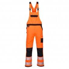 Gero matomumo puskombinezonis PORTWEST PW344, oranžinis