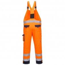 Gero matomumo puskombinezonis PORTWEST TX52, oranžinis