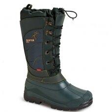 Guminiai batai su išimamu natūralios vilnos pamušalu medžiotojams Demar Hunter Pro