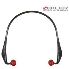Daugkartiniai ausų kamšteliai ZEKLER A901 su lankeliu per galvą