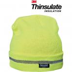 Kepurė CZBAW-THINSUL, su 3M Thinsulate, geltona