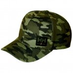 Kepurė su snapeliu HELLY HANSEN Kensington, kamufliažinė