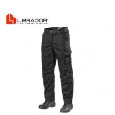 Kelnės L. Brador 158PBj, juodos