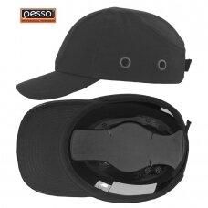 Kepurė apsauginė Pesso KAPSPJ , juoda