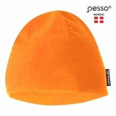Kepurė Pesso KSKF flisinė oranžinė