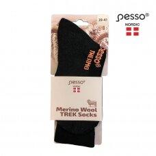 Kojinės iš merino vilnos  Pesso KOMER, 1 pora