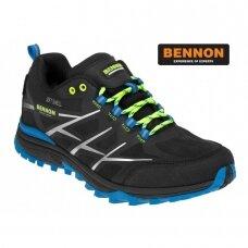 Laisvalaikio neperšlampami batai BENNON CALIBRO Blue Softshell