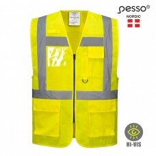 Liemenė Pesso LSGP signalinė geltona