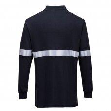 Liepsnai atsparūs, ilgarankoviai PORTWEST FR03 marškinėliai