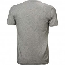 Marškinėliai HELLY HANSEN Chelsea Evolution Tee, pilki