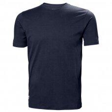 Marškinėliai HELLY HANSEN Manchester, t. mėlyni