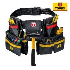 Įrankių diržas TOPEX 79R402